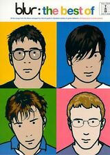 Blur The Best Of Learn to Play Pop Rock Guitar TAB Music Book