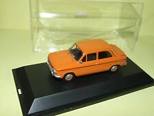 NSU 1200 TT Orange SCHUCO 1:43