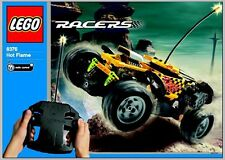 LEGO 8376 - Racers: Radio Control: Hot Flame 2 in 1 - NO BOX