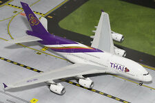 Brand New Gemini Jets 1:200 Thai Airways Airbus A380-800 Qantas Emarites