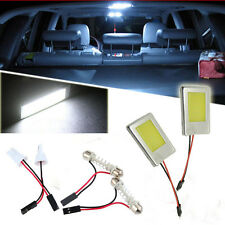 2pcs Xenon COB LED Dome / Map Light Bulb Car Interior Panel Lamp DQ-1