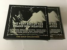 The Brand New Heavies - Very Best Of  The (2000) 2 CD - MINT