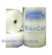 100m x 750mm AirCap Small Bubble Wrap Roll