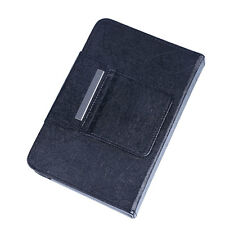 "BALCK Leather Bluetooth 3.0 Keyboard stand Case Cover For 7"" 8"" 7.9"" ipad mini"