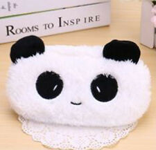 Panda Totoro Stitch Birds Novelty Cute Pencil Case Purse Cosmetic Pouch Bag Gift