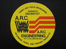 A.R.C. ENGINEERING PTY LTD INC IN VIC TAMWORTH 067 657177 COASTER