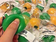 NEW RARE Citrus Lime / Lemon Squeeze Toy Squishy 1 Pc.