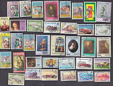 100 All Different  TOGO STAMPS