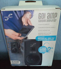 Go! Amp Video Gaming Amplifier  DS/ PSP/ Guitar Hero on Tour NEW Multi-Platform