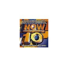 NOW MUSIC 10 NEW RARE CD BLINK 182 NSYNC BRITNEY NAS MOBY AALIYAH JLO ASHANTI