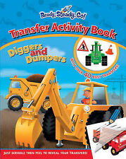 Ready, Steady, Go! Diggers & Dumpers Transfer Activity Book (Transfer Activity B
