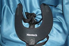 Neotech Super Harness Sax Strap, Swivel Hook, Fits Most, Black, MPN 2601162