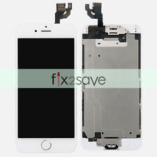 "LCD Lens Display Touch Screen Digitizer Assembly Replacement iPhone 6 4.7"" White"