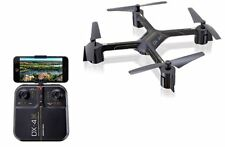 Sharper Image DX-4 HD Auto Pilot Video Streaming Drone 3 Speed Control BRAND NEW