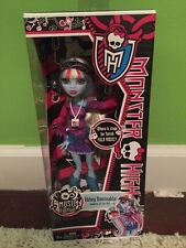Monster High Doll Music Festival Abbey Bominable! Brand New In Box!