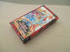 CARD MASTER ARCANA SFC SUPER FAMICOM IMPORT BRAND NEW OLD STOCK!