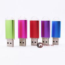 1PCS 128MB USB Stick Pen Drive Memory Key Storage Flash 8 Colors for Choice