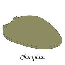Avocado Toilet Seat for Kohler Champlain - 4690-21