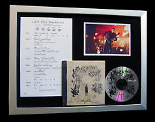 SIGUR ROS Hoppipolla LTD CD TOP QUALITY FRAMED DISPLAY+EXPRESS GLOBAL SHIP+TAKK