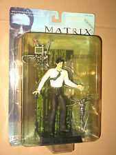 2000 N2 Toys WB The Matrix action figure Mr Anderson Figur