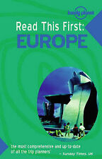 Europe (Lonely Planet Read This First), Paul Harding