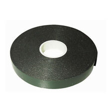 Double Sided BLACK Number Plate Tape Strong Adhesive Foam Pads on Roll 2.5M WOW!