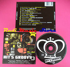 CD Hit's Groovy 3 Compilation JAY Z BEYONCE' MACY GRAY AMERIE no mc vhs dvd(C37)