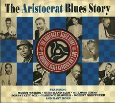THE ARISTOCRAT BLUES STORY - 2 CD BOX SET - MUDDY WATERS, SUNNYLAND SLIM & MORE