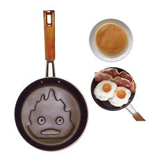 Howl's Moving Castle Calcifer Frying Pan Studio Ghibli Cooking Kitchen Tools