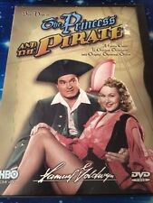 The Princess and the Pirate (DVD, 1999) FULL Bob Hope