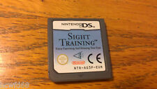 A DS Game Sight Training Game Card Only