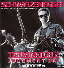 Terminator:2:Judgment Day-1991-Original Movie Soundtrack-20 Track-CD