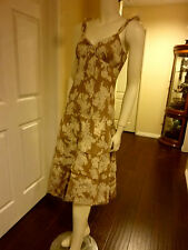 ROMANTIC BANANA REPUBLIC SUNDRESS-GREAT DRESS FOR GRADUATION/ VACATION