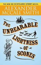 The Unbearable Lightness of Scones (Center Point Platinum Fiction (Large Print))