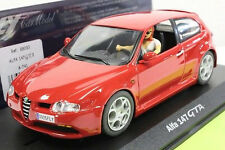 FLY A741 ALFA ROMEO 147 GTA CUP NEW 1/32 SLOT CAR IN DISPLAY- RARE LADY DRIVER -