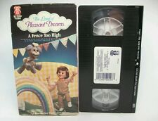 "RARE Land of Pleasant Dreams ""A Fence Too High"" live-action  VHS Hi-Tops Video"