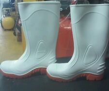 TRUPER BOT-29S PVC FOOD PROCESSING BOOT SIZE 29 COLOR WHITE