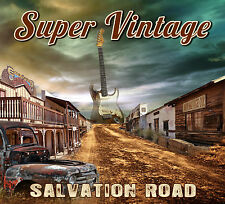 "SUPER VINTAGE - ""SALVATION ROAD"" CD - EXCELLENT BLUES-BASED CLASSIC HARD ROCKER"