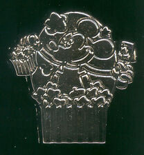 2013 Hidden Mickey Popcorn Labels Mickey Mouse CHASER Disney Pin 95125