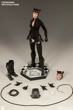 Sideshow Collectibles CATWOMAN Sixth Scale 1/6 Figure With Phicen Body