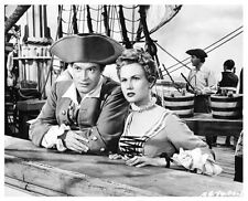 THE PRINCESS AND THE PIRATE still BOB HOPE & VIRGINIA MAYO - (a418)
