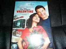 Hallmark CHANNEL BE MY Valentine DVD New Sealed MOVIE WILLIAM BALDWIN FIREMAN