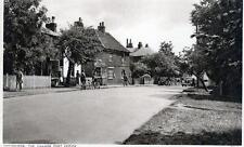 Totteridge Post Office Nr Barnet unused printed old postcard Photochrom