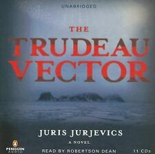 THE TRUDEAU VECTOR by Juris Jurjevics (2005, CD)