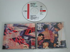 NEW KIDS ON THE BLOCK/STEP BY STEP(CBS 466686 2) CD ALBUM
