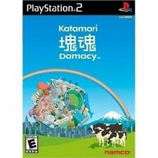 PLAYSTATION 2 PS2 KATAMARI DAMACY ACTION PUZZLE NEW