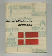 1949 Architectural Press ARCHITECTURE OF DENMARK Arne JACOBSEN Finn JUHL Wegner