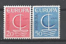 EUROPA 1966 Suisse - Switzerland neuf ** 1er choix