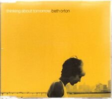 BETH ORTON - THINKING ABOUT TOMORROW - CD SINGLE - MINT