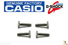 CASIO G-6900 G-Shock Case Back SCREW G-7000 G-7500 G-7501 G-7510 (QTY 4 SCREWS)